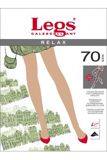 Колготки с лечебно-профилактическим действием Legs 302 RELAX 70