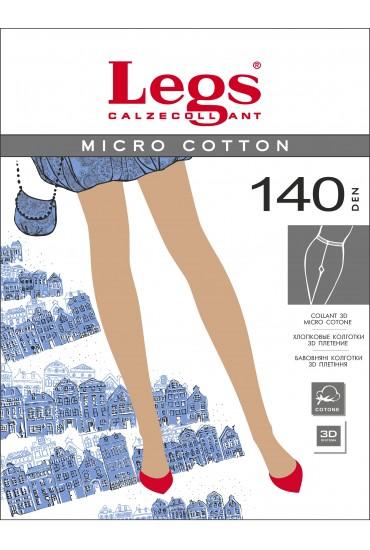 Колготки Legs 603 MICRO COTTON 140
