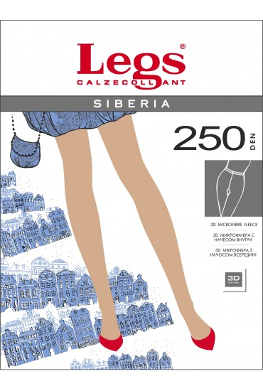 Колготки Legs 660 SIBERIA 250