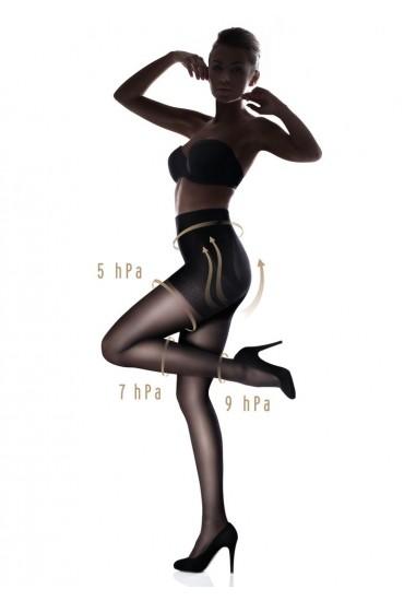 Утягивающие колготки Marilyn PLUS UP (40 den)