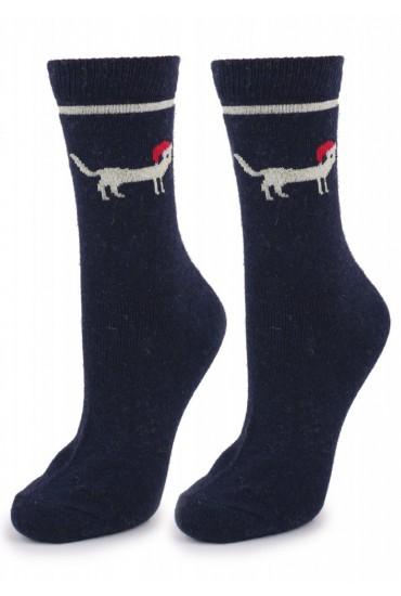 Теплые носки ANGORA N31