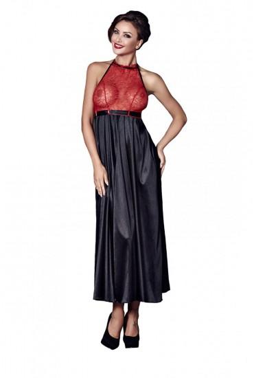 Соблазнительное платье с открытой спинкой и стринги Anais Apolonya