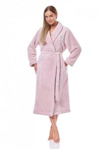 Теплый женский халат
