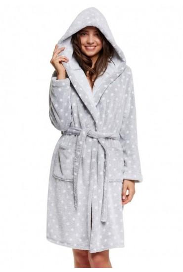 Теплый женский халат 37520 HATTIE Henderson