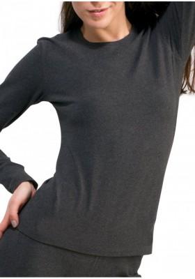 Термофутболка женская c длинными рукавами