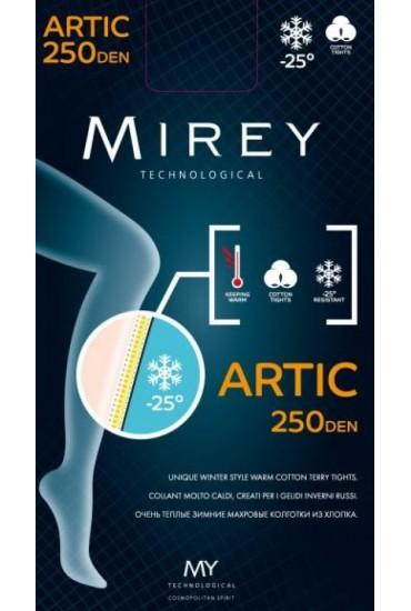Зимние колготки Artic 250 den Mirey