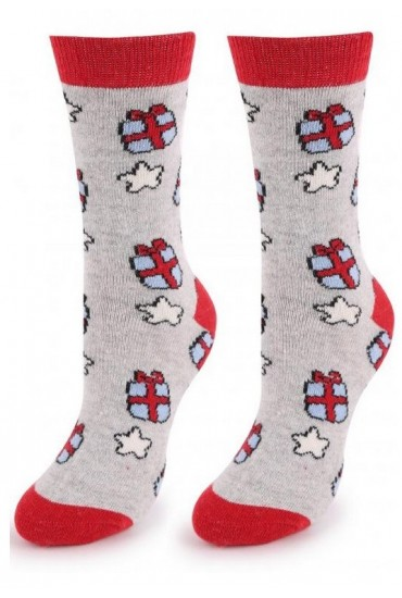 Теплые носки ANGORA R28 Marilyn