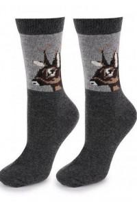 Теплые носки
