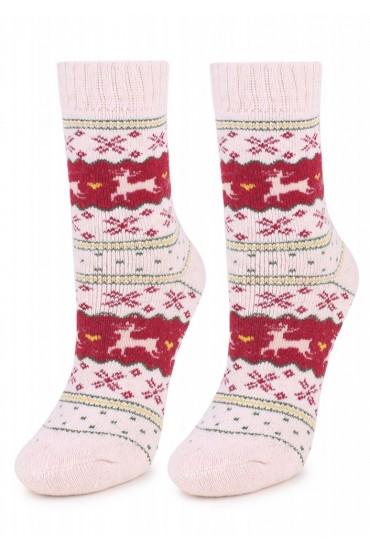 Теплые носки ANGORA N32 Marilyn