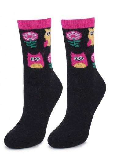 Теплые зимние носки ANGORA L36 Marilyn