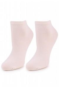 Женские носочки из хлопка - Черные, белые, кремовые!