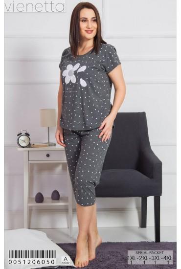 Пижама из хлопка V - 0051206050 Vienetta