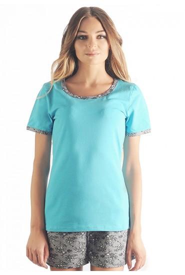 Пижама из хлопка VPL 012
