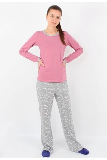 Пижама из хлопка VPL 016