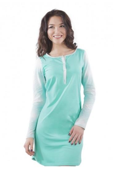 Ночная сорочка из хлопка - Есть большие размеры! NL 038