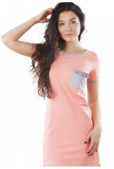 Ночная сорочка из хлопка NL 040