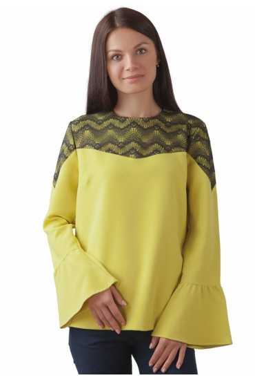 Модная блузка BL 189