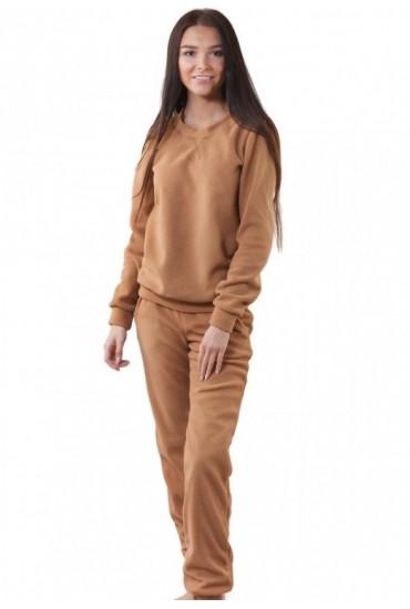 Теплый костюм из флиса DL 011