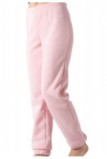 Теплые брюки из флиса HTL 007