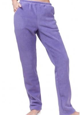 Теплые брюки из флиса - Фиолетовый, бордовый, персиковый, бежевый, терракотовый, горчичный