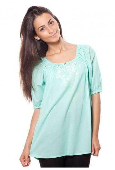 Летняя блузка из тонкого хлопка BL 142