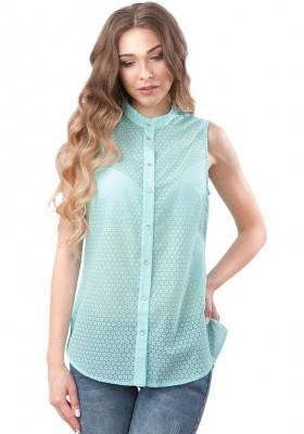 Летняя блузка из хлопка